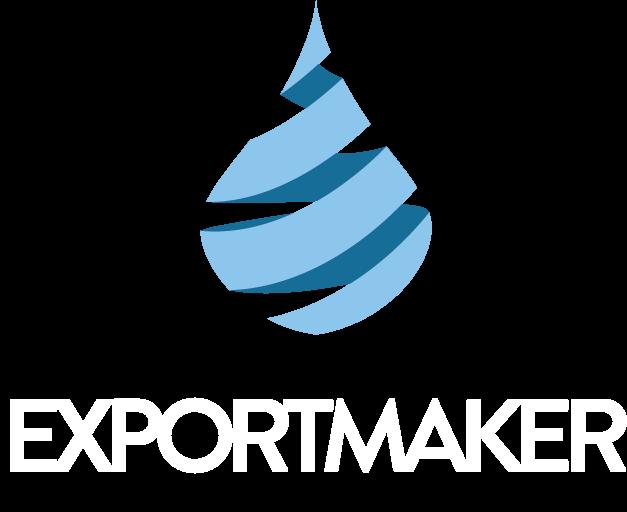 Exportmaker logo - footer